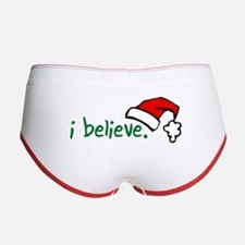 i believe. Women's Boy Brief