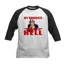 """""""No Virgins In Hell"""" Tee"""