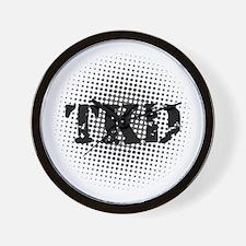 Martial Arts TKD Wall Clock