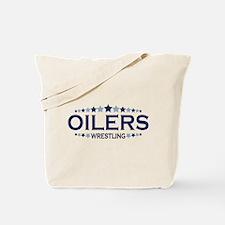Oilers Tote Bag