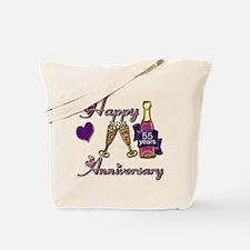 Funny Wedding anniversary Tote Bag
