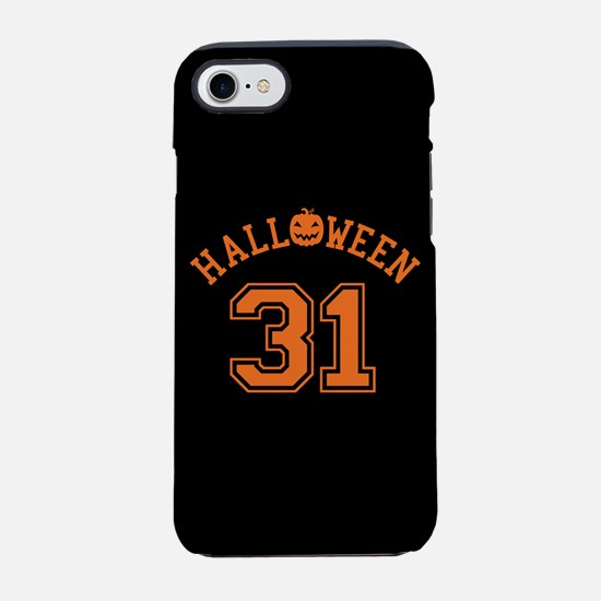 Athletic Halloween 31 iPhone 7 Tough Case