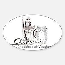 Athena: Goddess of Wisdom Decal
