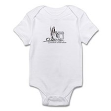 Athena: Goddess of Wisdom Infant Bodysuit