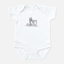Athena: Goddess of Wisdom Infant Bodysuit