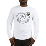 ARMY Love Courage Commitment Long Sleeve T-Shirt