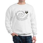 ARMY Love Courage Commitment Sweatshirt