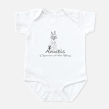 Anubis: Opener of the Way Infant Bodysuit