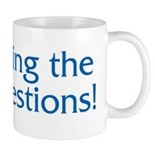 The Four Questions Mug