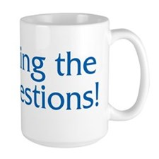 The Four Questions Mug