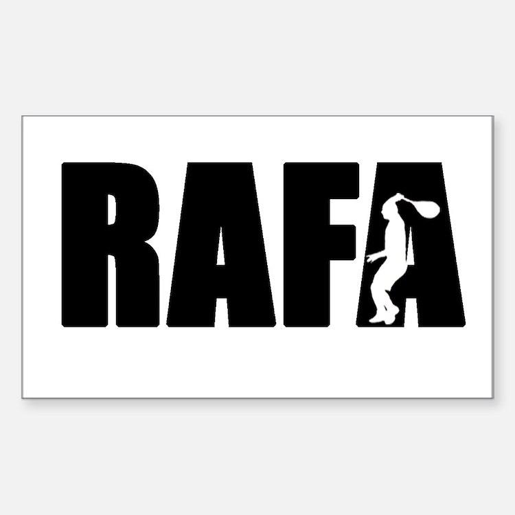 RAFA500 Decal