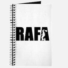 Cute Rafa Journal