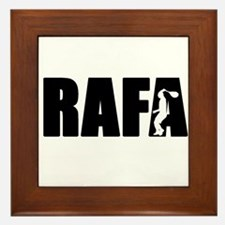 Rafael Framed Tile