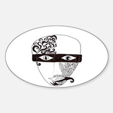 Mask Two Decal