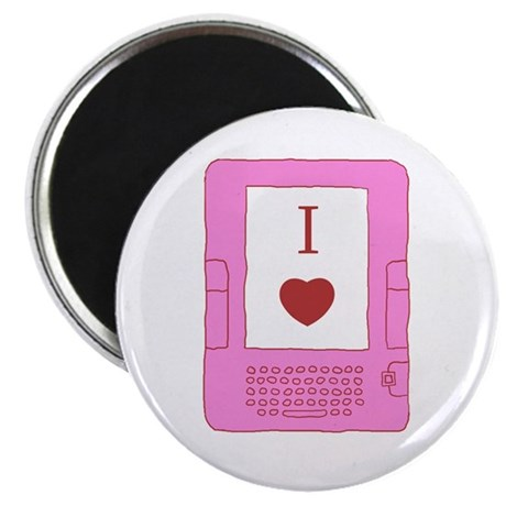 i heart ebooks Magnet