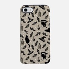 Vintage WItchy Shoes Pattern iPhone 7 Tough Case