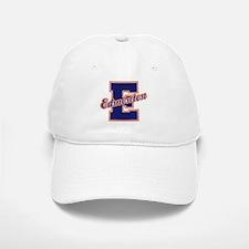 Edmonton Letter Baseball Baseball Cap