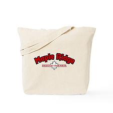 Maple Ridge Arch Tote Bag