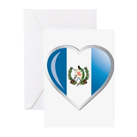 GUATEMALA Greeting Cards (Pk of 10)