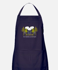 Funny Twilighter Apron (dark)
