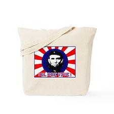 El Abe Vive Burst Tote Bag