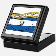 EL SALVADOR Keepsake Box