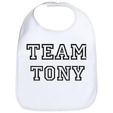Team Tony Bib