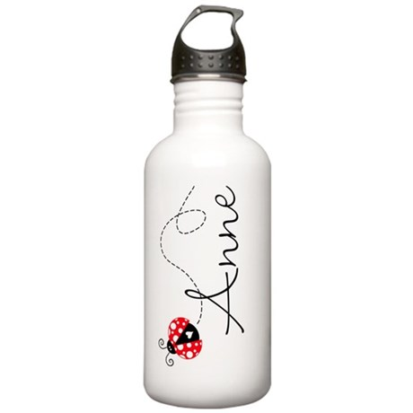Ladybug Anne Stainless Water Bottle 1.0L