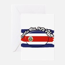 COSTA RICA Greeting Cards (Pk of 20)