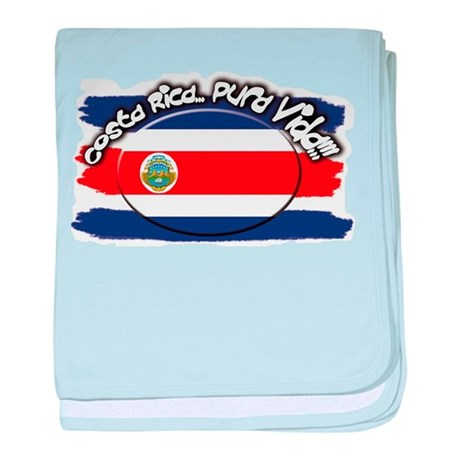 COSTA RICA Infant Blanket