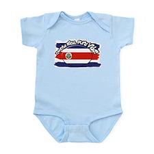 COSTA RICA Infant Bodysuit
