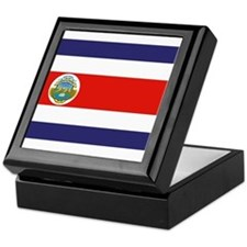 COSTA RICA Keepsake Box