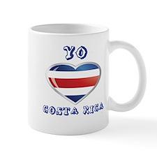 COSTA RICA Small Mug