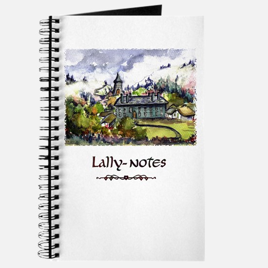LOL Lally-Notes III Journal