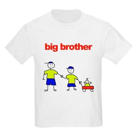 Big brother of 2 Kids T-Shirt