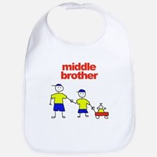 Middle brother Bib