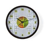 OP ART SERIES: Strange New Worlds Clock