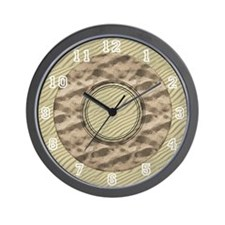 <b>NATURE SERIES:</b> Sands of Time Wall Clock