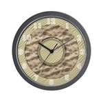 NATURE SERIES:  Sands of Time Wall Clock