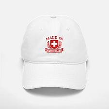 Made In Switzerland Baseball Baseball Cap