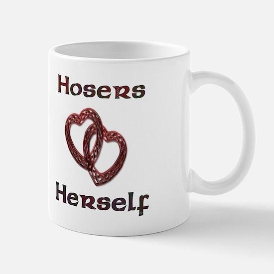 LOL Hosers Hearts Mug