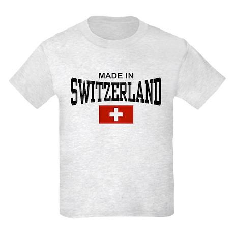 Made In Switzerland Kids Light T-Shirt