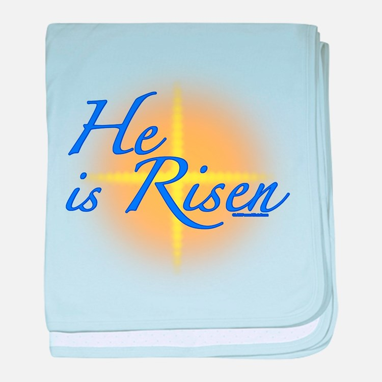 He is Risen Infant Blanket