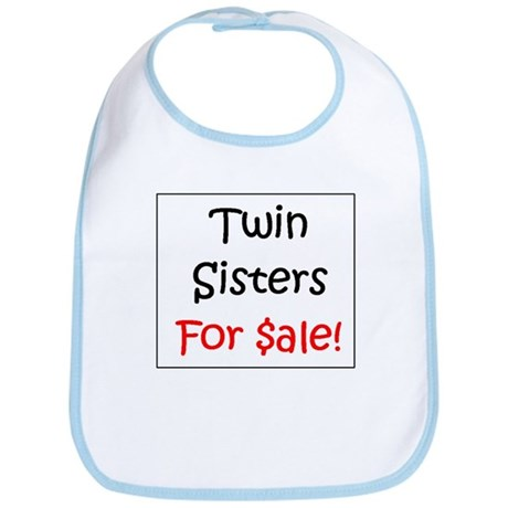 Twin Sisters for Sale Bib