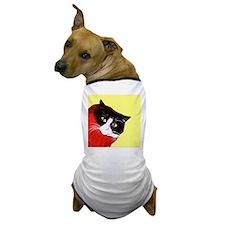 Cat So Fluff Dog T-Shirt