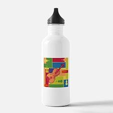Viola Colorblocks Water Bottle