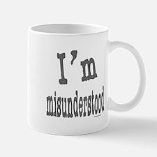 I'M MISUNDERSTOOD Mug