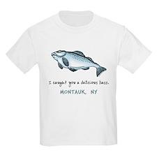 Delicious Bass Montauk T-Shirt