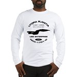 Enterprise-D Fleet Yards Long Sleeve T-Shirt
