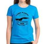Enterprise-D Fleet Yards Women's Dark T-Shirt